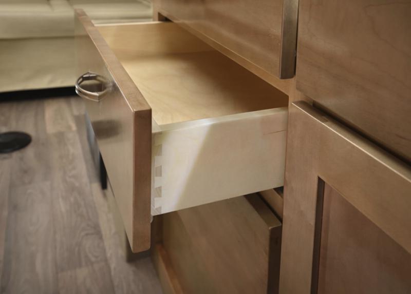storage in galleria motorhome