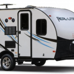 real lite travel trailer