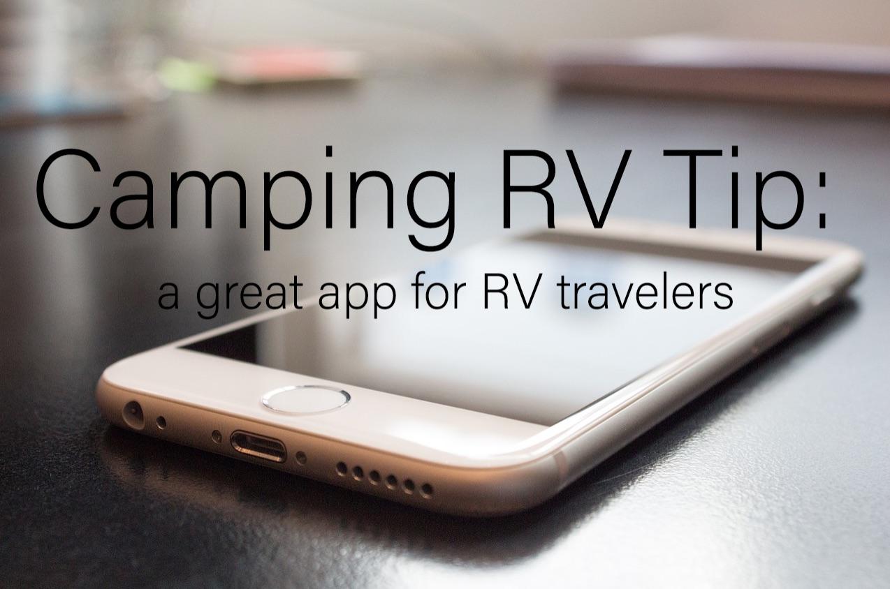 Camping RV Tip Image