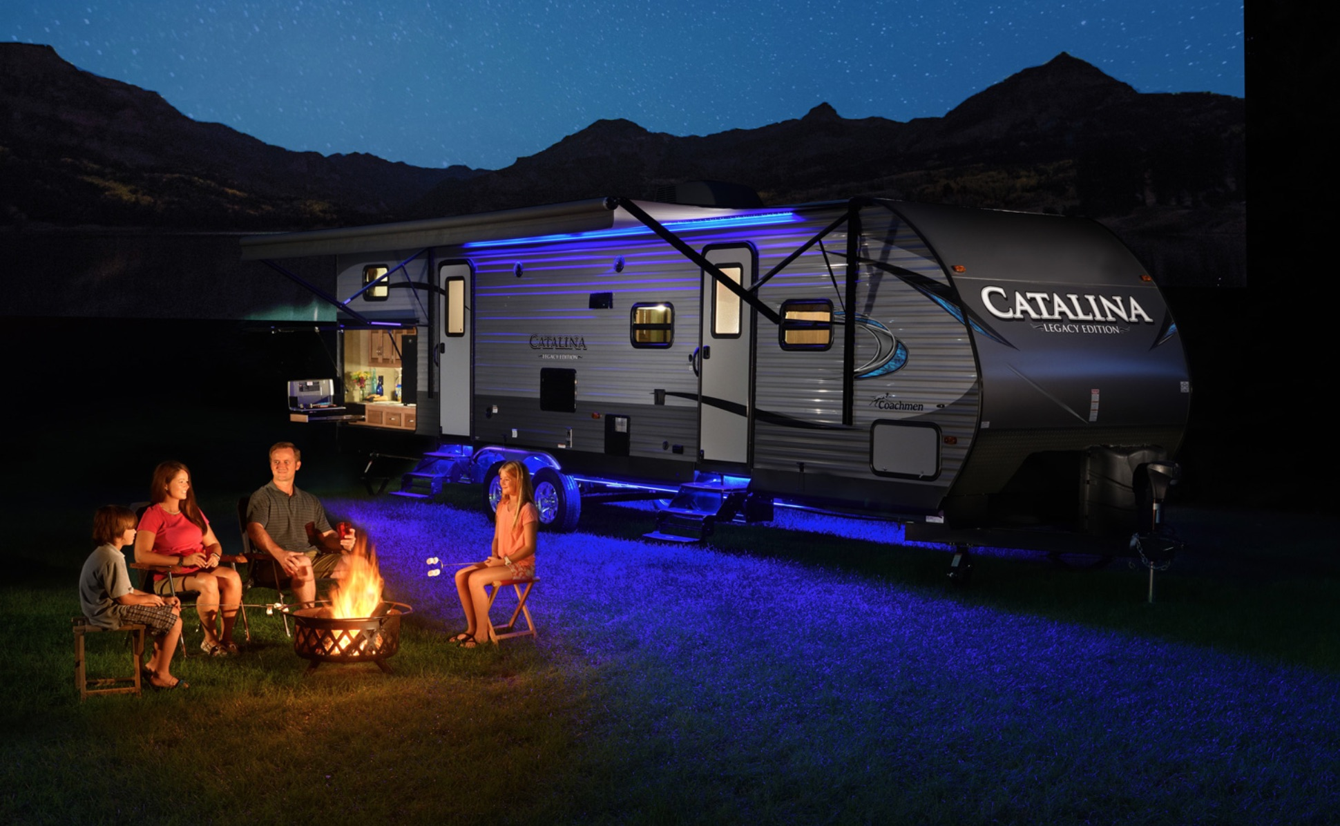 2018 Coachmen RV Catalina Legacy Edition