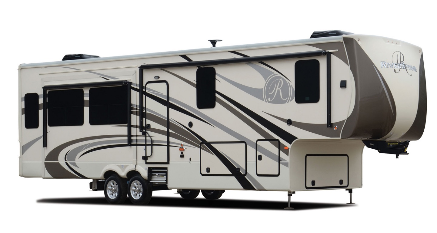 Forest River Riverstone Fifth Wheel Exterior