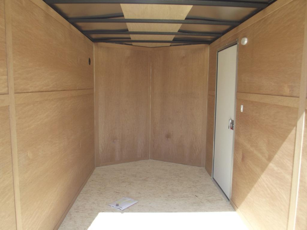 Haulmark Trailer Interior