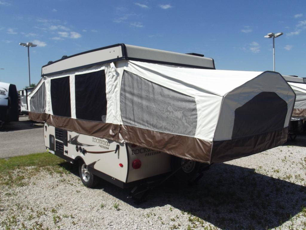 Rockwood Freedom Folding Pop Up Camper