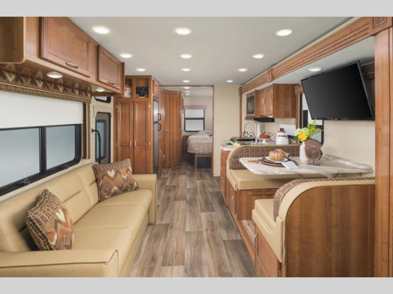 Coachmen Pursuit Class A Motorhome Interior