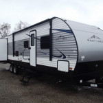 Della Terra East to West Travel Trailer