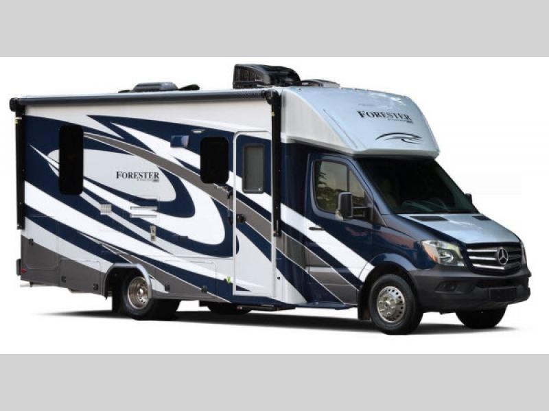 Forest River RV Forester Class C Motorhome Exterior