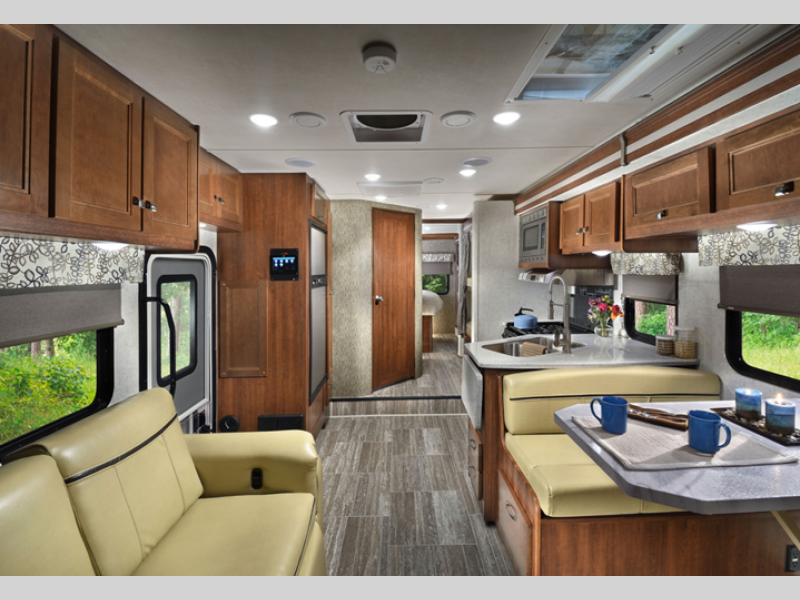 Forest River RV Forester Class C Motorhome Interior