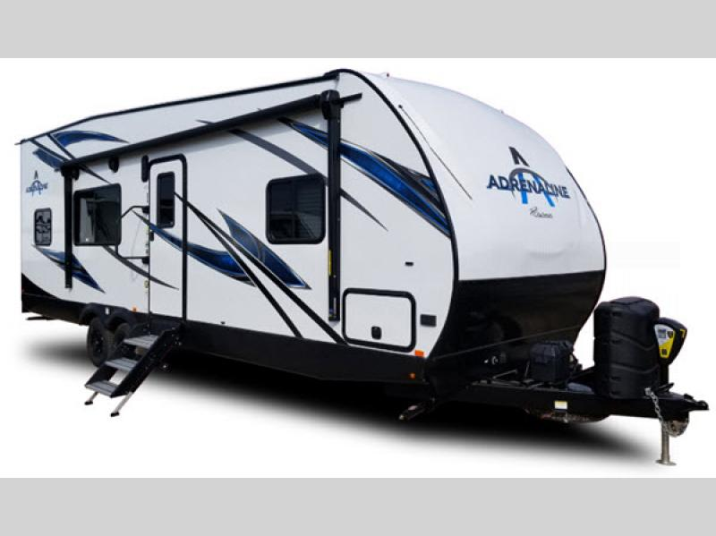 Coachmen Adrenaline Toy Hauler Travel Trailer
