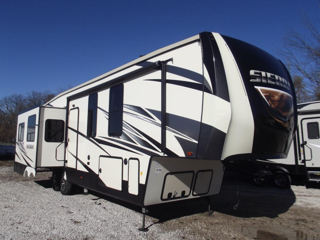 RV Special Forest River Sierra