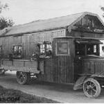 Early American Motor Home