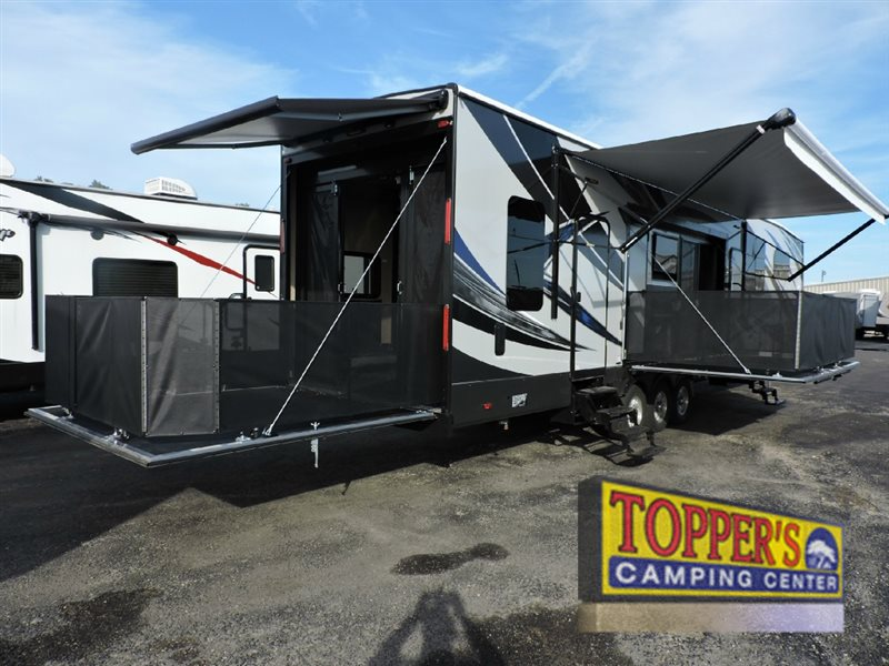 Forest River Vengeance Fifth Wheel Toy Haulers