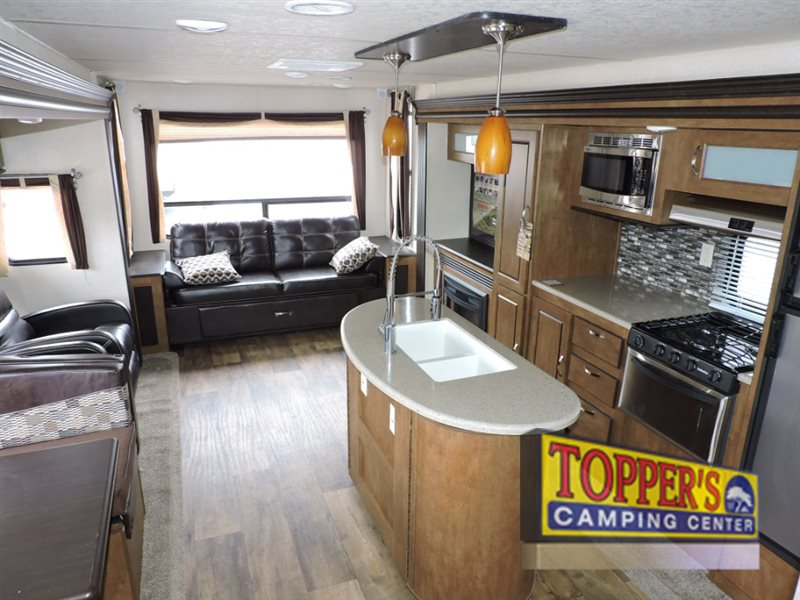 Park Model Campers >> Forest River Wildwood Travel Trailers: Quality, Comfort, A Best Buy! - Topper's Camping Center