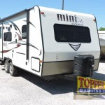 Forest River Rockwood Mini Lite 2109S Travel Trailer
