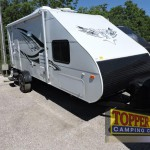 Travel Lite Falcon Travel Trailer