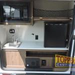 2018 Forest River Rockwood Geo Pro 12 RK Travel Trailer Exterior Kitchen