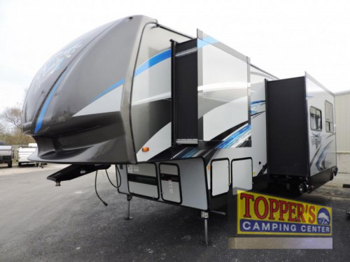Vengeance 422V12 Toy Hauler Fifth Wheel