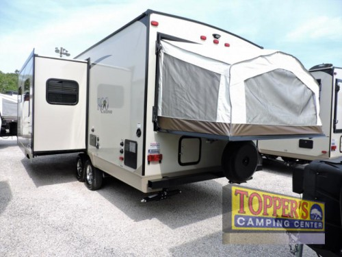 Rockwood Roo Expandable Travel Trailer