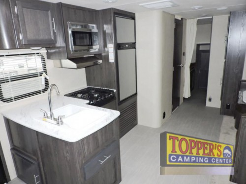 Kodiak Ultra Lite 283BHSL Travel Trailer Interior