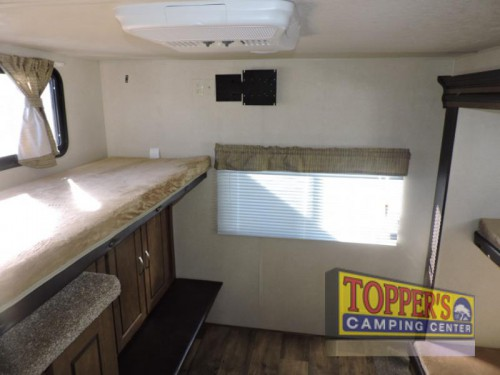 Forest River Wildwood 28CKDS Travel Trailer Bunkhouse
