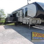 Sandpiper 369KBAR Fifth Wheel