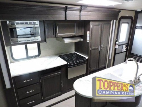 Dutchmen Kodiak Ultra Lite 253RBSL Travel Trailer Interior