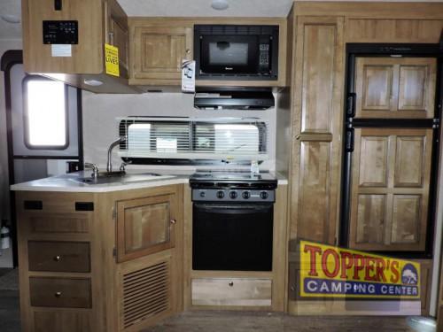 Rockwood Mini-Lite 2504S Travel Trailer Kitchen