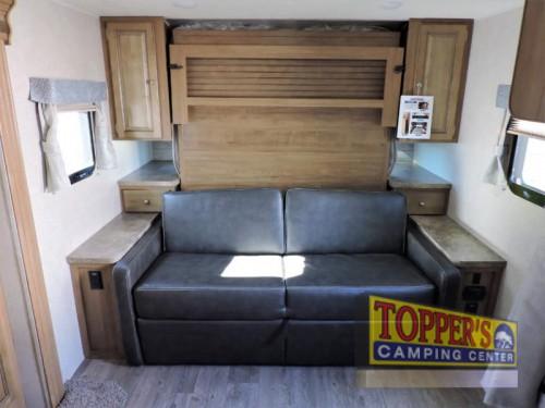 Rockwood Mini-Lite 2504S Travel Trailer Murphy Bed