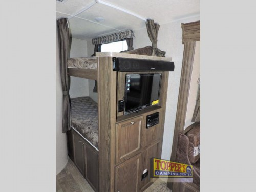 Rockwood Mini-Lite 2504S Travel Trailer Bunkhouse