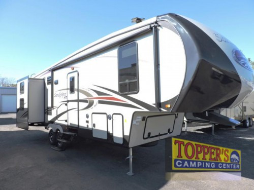 Forest River Sandpiper HT 3350BH Fifth Wheel