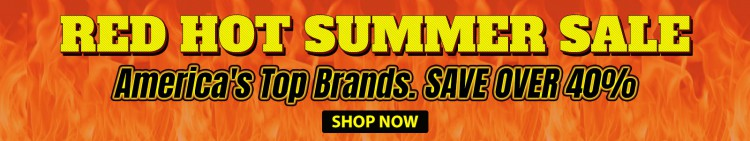 Red Hot Summer Sale