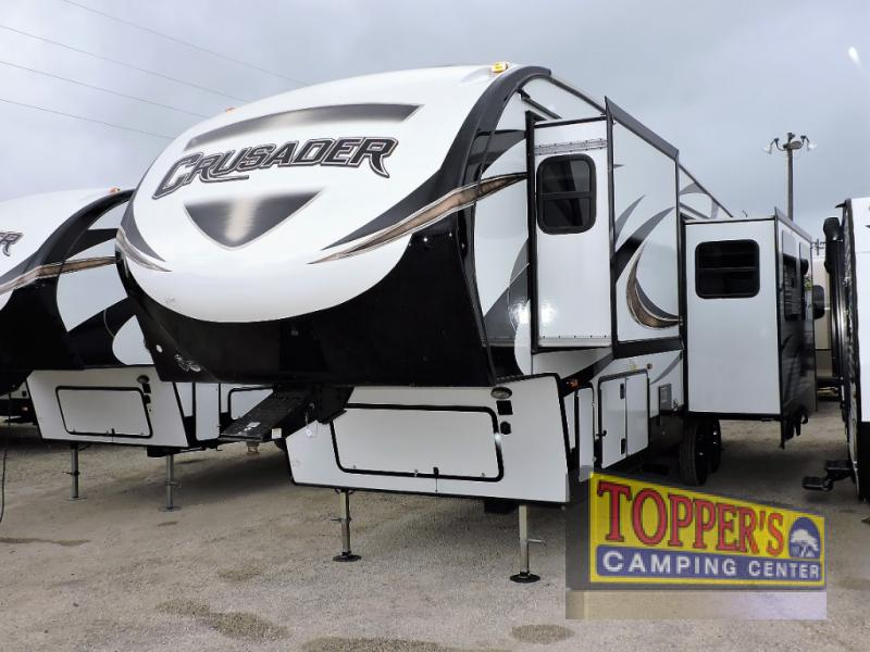 crusader fifth wheel