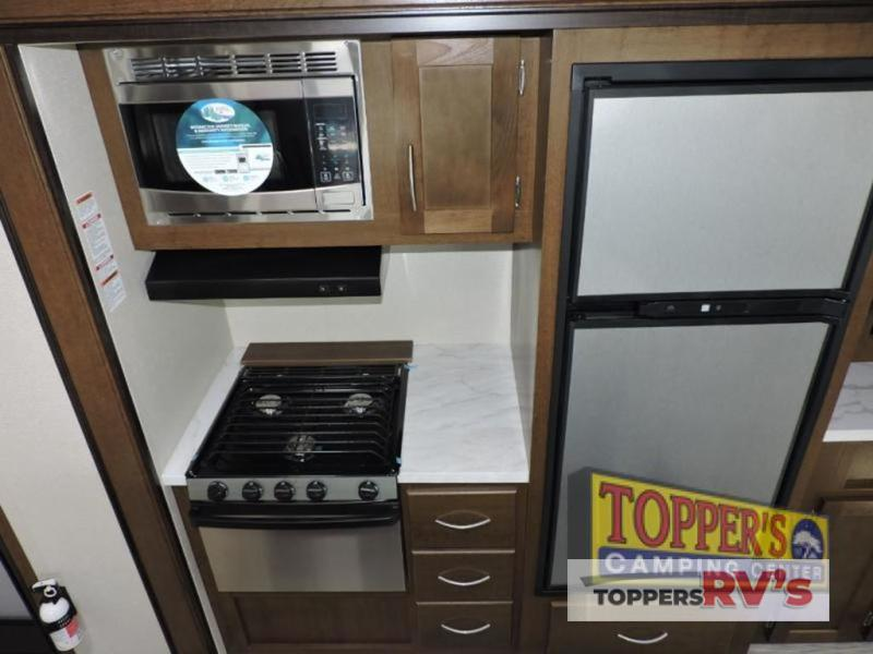2019 Prime Time RV Crusader LITE 29RS kitchen