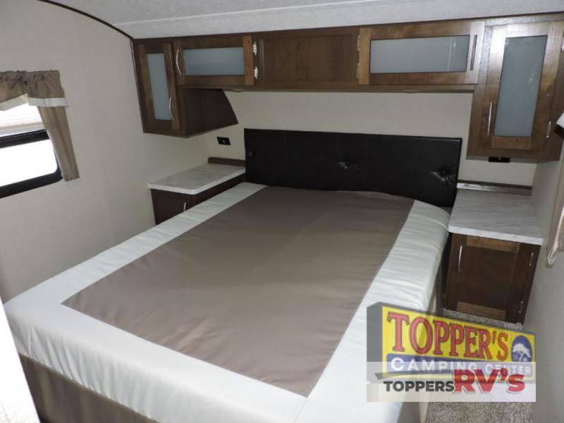 bedroom 2019 Prime Time RV Crusader LITE 29RS