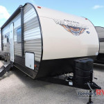 New 2019 Forest River RV Wildwood 26DBLE