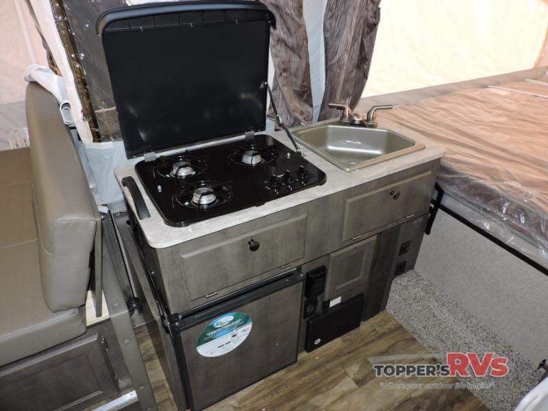 kitchen New 2020 Forest River RV Rockwood Freedom Series 2318G