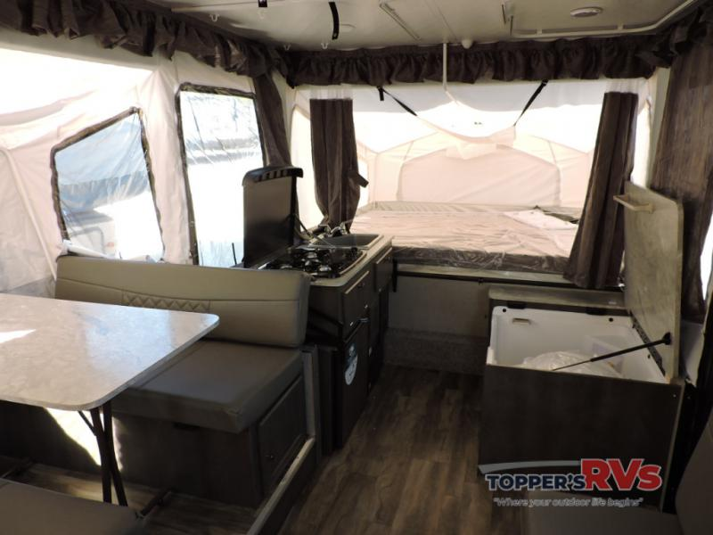living area New 2020 Forest River RV Rockwood Freedom Series 2318G