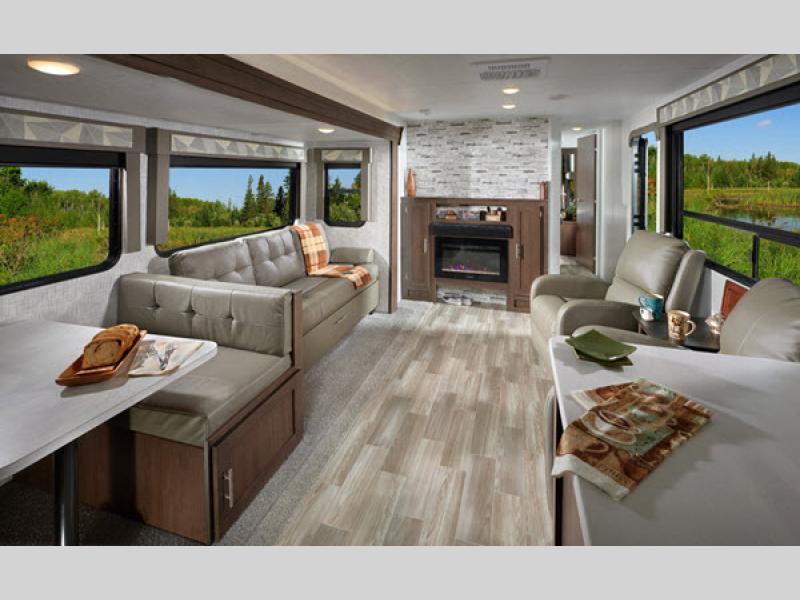 wildwood living room