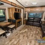 2017 Grand Design Reflection 27RL Fifth Wheel Interior