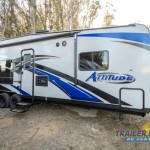 Eclipse Attitude Pro-Lite Toy Hauler Travel Trailer