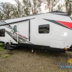 2017 Forest River RV Stealth FQ2817G Toy Hauler Travel Trailer