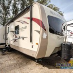 2017 Forest River Rockwood Signature Ultra Lite 8329SS travel trailer