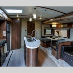 2018 Dutchmen Aerolite Luxury Class Travel Trailer Interior