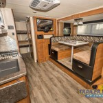 Lance Travel Trailer Interior