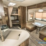 Dutchmen Aerolite 243BH Travel Trailer Interior