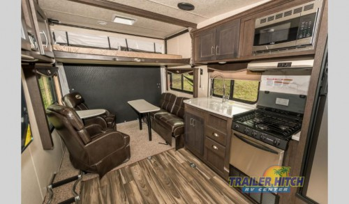 Stealth Toy Hauler >> Forest River Stealth Toy Hauler Review 3 Luxury Features