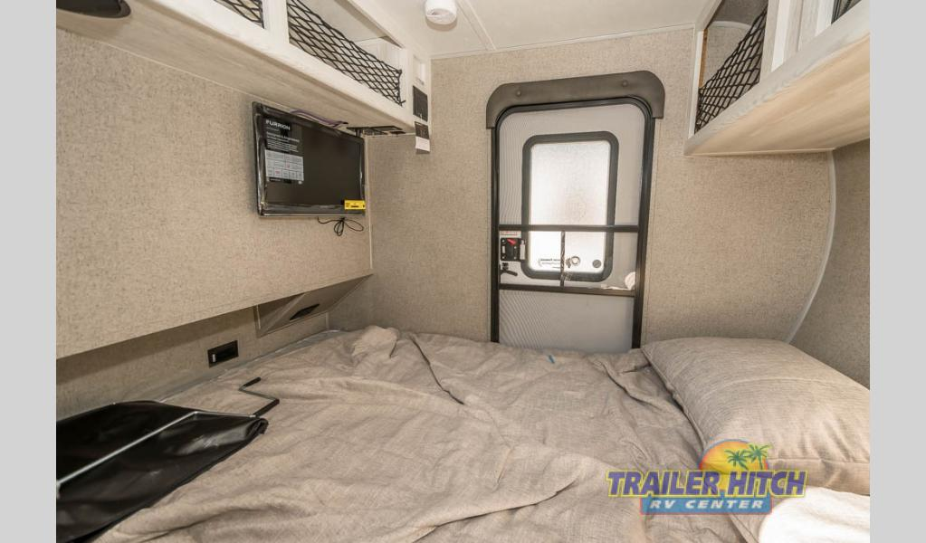 Forest River RV Rockwood Geo Pro Bedroom