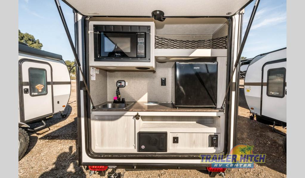Forest River RV Rockwood Geo Pro Kitchen
