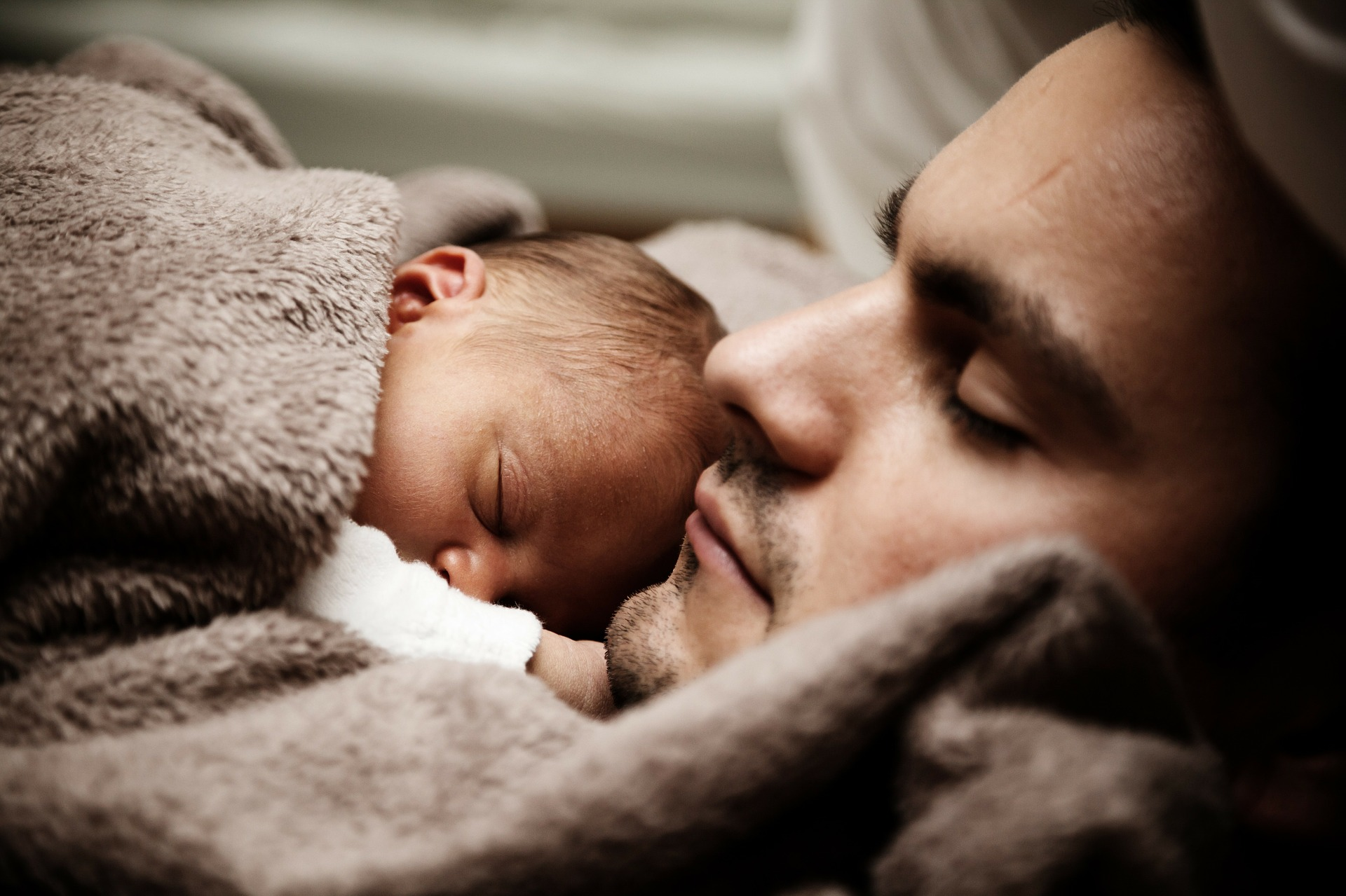 Trailer Hitch RV Sleeping Baby