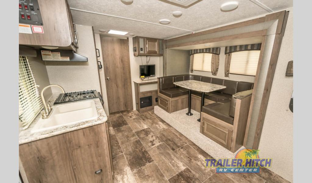 Keystone RV Passport Kitchen