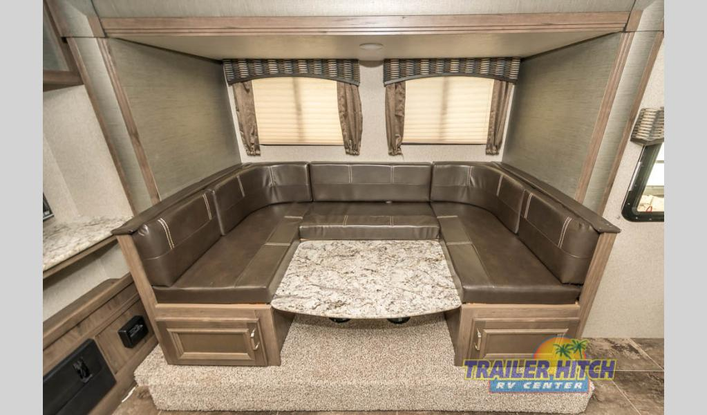 Keystone RV Passport Dinette